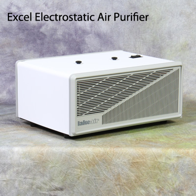 Excel Electrostatic Air Purifier