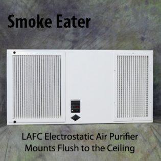 LAFC Electrostatic Air Purifier / Smoke Eater