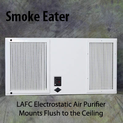 LAFC Electrostatic Air Purifier / Smoke Eater