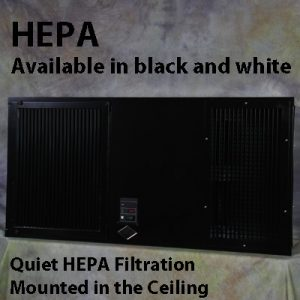 LakeAir LAFC HEPA in Black