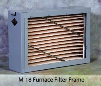 M-18 Furnace Filter Frame