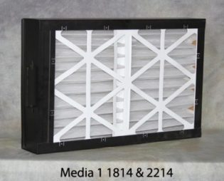 Media 1 Free Filter Frame
