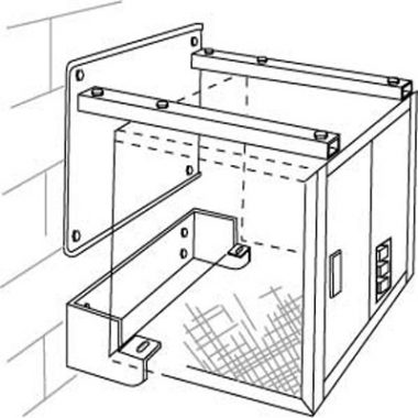 Heavy Duty Wall Mounting Bracket