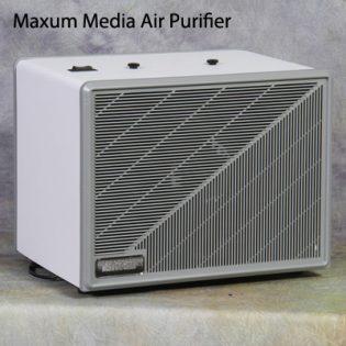 Maxum Media Home Air Purifier
