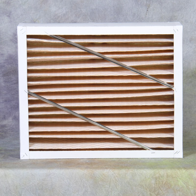 replacement media air filter