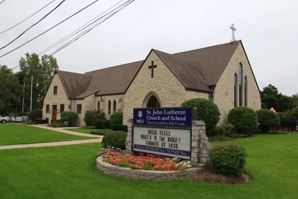 ST Johns Lutheran school
