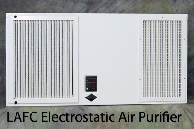 LAFC Electrostatic Air Purifier