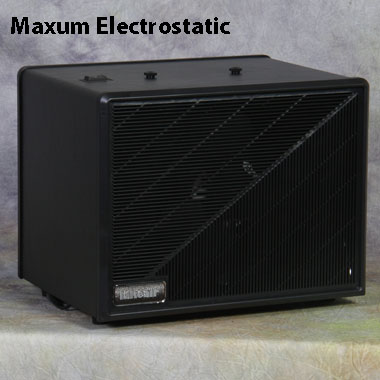 Maxum Electrostatic air purifier for allergies