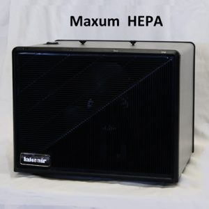 Maxum HEPA Home Air Purifier
