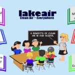 6 benefits of Clean Air in Schools