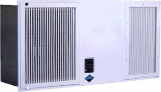 LAFC Dual Blower Electrostatic Air Purifier