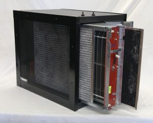 LA1400 1150 CFM Electrostatic Air Purifer