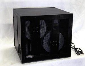 LA2-RC2 Dual Blower Commercial Air Purifier