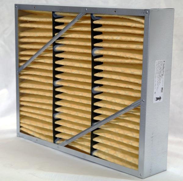 High Capacity MERV 14 Media Filter
