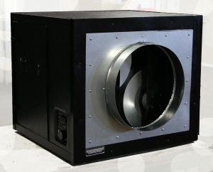 LakeAir LAAS negative air machine