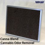 canna-blend mamajuana odor removal filter