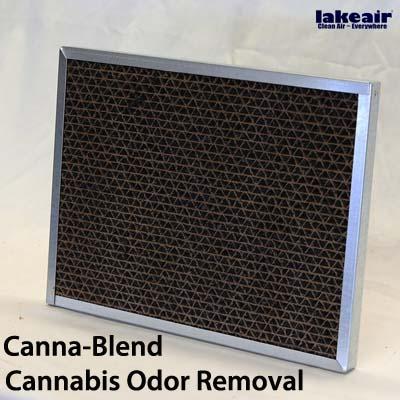 canna-blend mamajuana odor removal filter