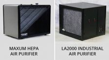 Air purifier made in the USA